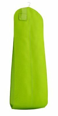 5 Lime Green Breathable Cloth Wedding Gown Dress Garment Bag