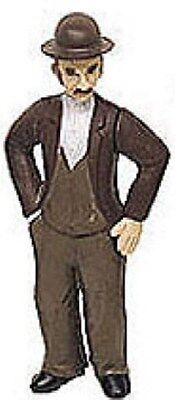 Bachmann G Scale Painted Poseable Foreman Figure 92314