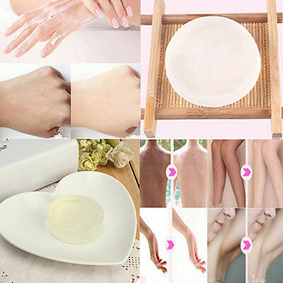 Handmade Natural Soap Body Face Armpit Whitening Cleanser Soaps Hot Unique
