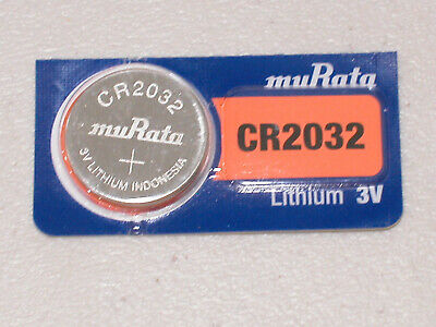 2 pc SONY CR2032 lithium 3v battery cr 2032 EXPIRE 2027