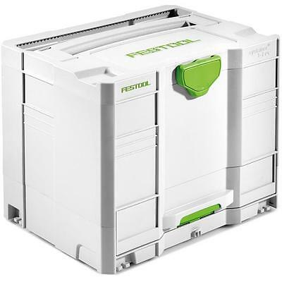 Festool Systainer SYS-Combi 3 200118 T LOC con cajón