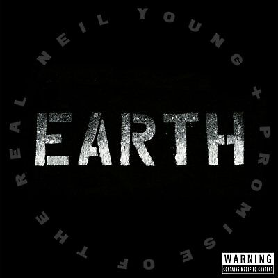 Neil Young & Promise of the Real - Earth (NEW 2 x CD)