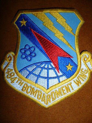 USAF - Air Force 484th Bombardment Wing Patch