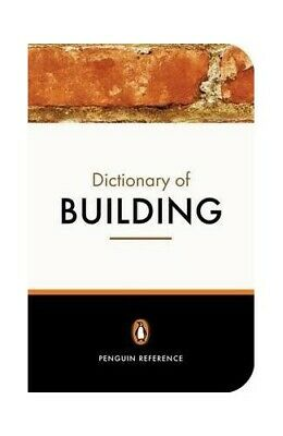 THE PENGUIN DICTIONARY OF BUILDING by Scott, J S Paperback Book The Cheap Fast