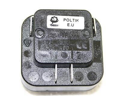 Poltic or Diehl  Springwound Timer 60 MN Tanning Bed Type 600 HOLD