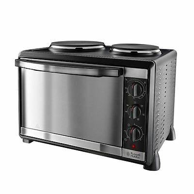 Russell Hobbs 22780 Electric Mini Kitchen Multi-Cooker Convection Oven New