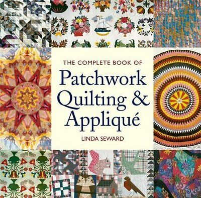 Patchwork, Quilting and Applique by Seward, Linda Paperback Book The Cheap Fast