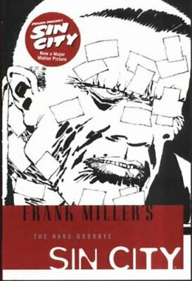 Sin City: Hard Goodbye by Miller, Frank Paperback Book The Cheap Fast Free Post