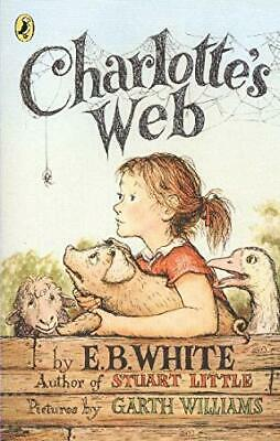 Charlotte's Web by White, E. B. Paperback Book The Cheap Fast Free Post