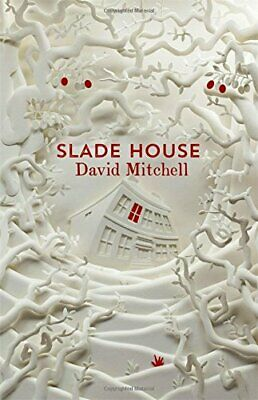 Slade House by Mitchell, David Book The Cheap Fast Free Post