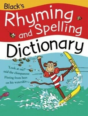 Black's Rhyming and Spelling Dictionary by Thomson, Ruth Paperback Book The