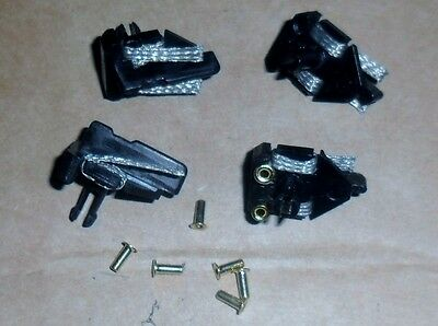 Scalextric various car guide blades / pick ups / braids / eyelets SUPERB spares