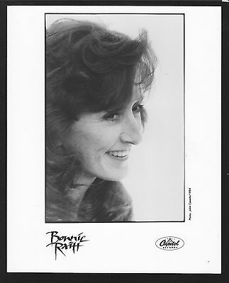 VINTAGE ORIGINAL Ltd Edition Promo Photo 8x10 Bonnie Raitt 1994 Near Mint
