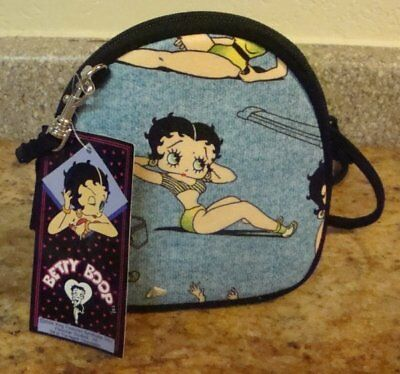 Betty Boop Pinup  Themed Purse/Bag
