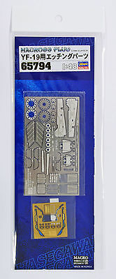 Hasegawa 65794 Photo Etched Parts for YF-19 1/48 scale