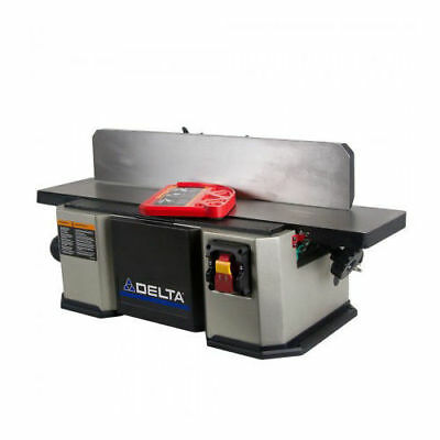 "Delta Woodworking 6"" MIDI-Bench Jointer 37-071 New"