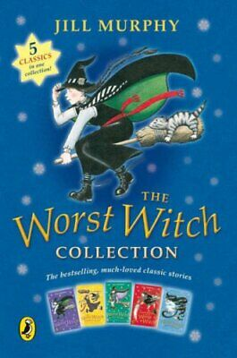 The Worst Witch Collection Counterpack - filled Book The Cheap Fast Free Post