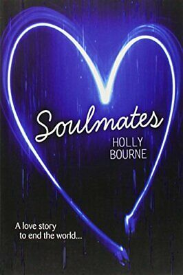 Soulmates by Holly Bourne Book The Cheap Fast Free Post