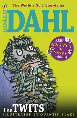 The Twits by Dahl, Roald Book The Cheap Fast Free Post