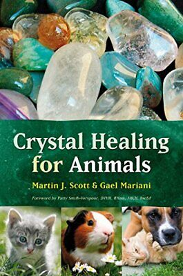 Crystal Healing for Animals by Gael Mariani Paperback Book The Cheap Fast Free