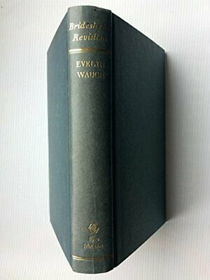 Brideshead Revisited by Waugh, Evelyn Hardback Book The Cheap Fast Free Post