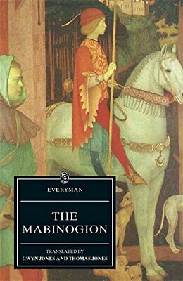 The Mabinogion (Everyman) Paperback Book The Cheap Fast Free Post