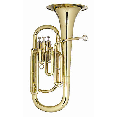 New Rs Berkeley Artist Series 4 Valve Euphonium Model Bar905 With Warranty!!!