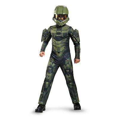 HALO Master Chief Classic Child Costume | Disguise 89968
