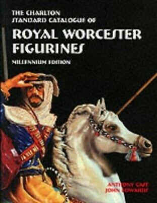 Royal Worcester Figurines (2nd Edition) - The Char... by Cast, Anthony Paperback
