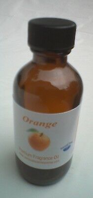 Orange Fragrance oil Sensual Scents for candles, soaps and diffusers