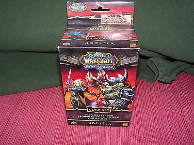 World of Warcraft Miniatures Games Booster Pack Core Set