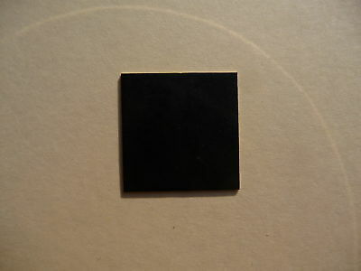 BLACK Vinyl Dolls House Bathroom & Kitchen Floor Tiles