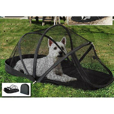 New Pet Outdoor Tent Portable Cat Dog House Folding Anti-Mosquito Puppy Kennel