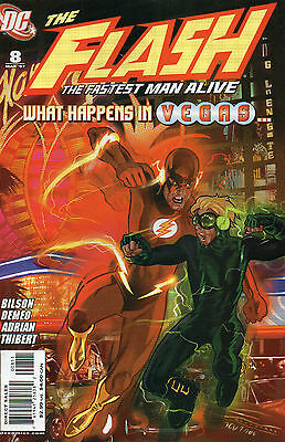 Flash #8 (NM)`07 DeMeo/ Bilson/ Adrian