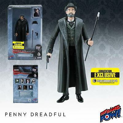 PENNY DREADFUL Convention Exclusive SIR MALCOLM MURRAY 15cm Figur NEU SDCC 2015