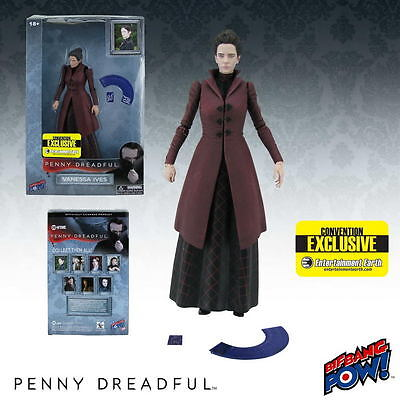 PENNY DREADFUL Convention Exclusive VANESSA IVES 15cm Figur NEU SDCC 2015