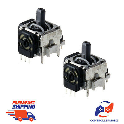 2x Analog Stick Sticks Joystick Repair Parts For Sony PS4 Dualshock 4 Controller