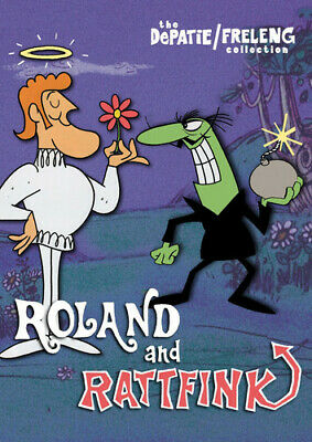 Roland and Rattfink [New DVD]