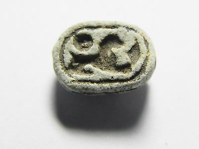 Zurqieh -Cy140-  Ancient Egypt, New Kingdom. Stone Scarab 1400 B.c