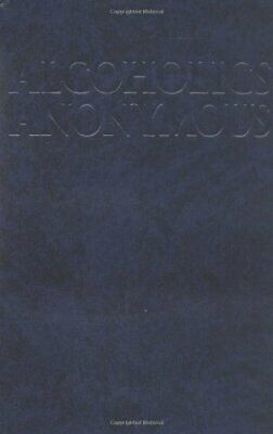 Alcoholics Anonymous Big Book by Alcoholics Anonymous World Services,  Paperback