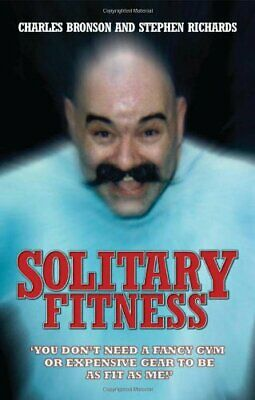Solitary Fitness by Richards, Stephen Paperback Book The Cheap Fast Free Post