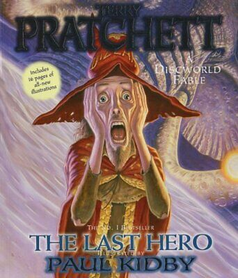 The Last Hero (GOLLANCZ S.F.) by Pratchett, Terry Paperback Book The Cheap Fast