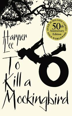 To Kill A Mockingbird: 50th Anniversary Edition by Lee, Harper Paperback Book