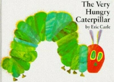 The Very Hungry Caterpillar: Miniature Edn by Carle, Eric Hardback Book The