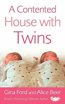 A Contented House with Twins by Ford, Gina Paperback Book The Cheap Fast Free