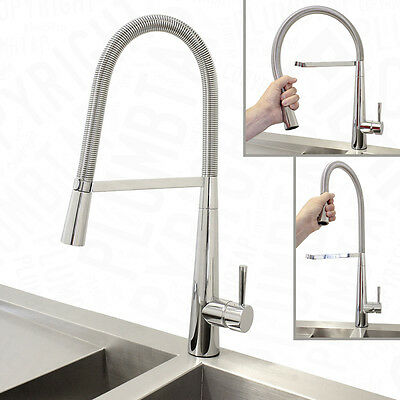 Modern Chrome Kitchen Mixer Tap Modern Pull Down Faucet Swivel