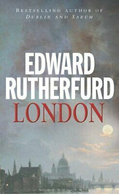 London by Rutherfurd, Edward Paperback Book The Cheap Fast Free Post
