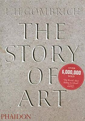 The Story of Art by E. H. Gombrich Paperback Book The Cheap Fast Free Post