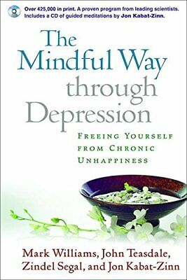 The Mindful Way Through Depression: Fre... by Jon Kabat-Zinn Mixed media product