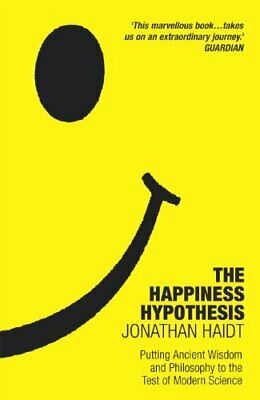 The Happiness Hypothesis: Putting Ancient Wisdom... by Haidt, Jonathan Paperback